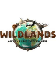 Wildlands Adventure Zoo Emmen € 22,50 p.p.